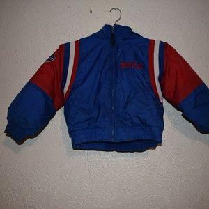 Other - Vintage Youth Buffalo Bills coat size 7
